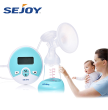 New Product Baby Feeding Electric Breast Enlargement Pump