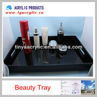 2012 Hot Sale Beauty Display tray, Beauty Tray