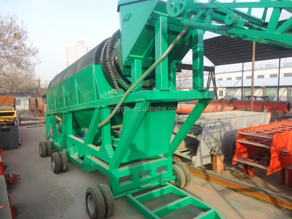 Mini Wash Plant : Mini mobile sand washing plant silica machine