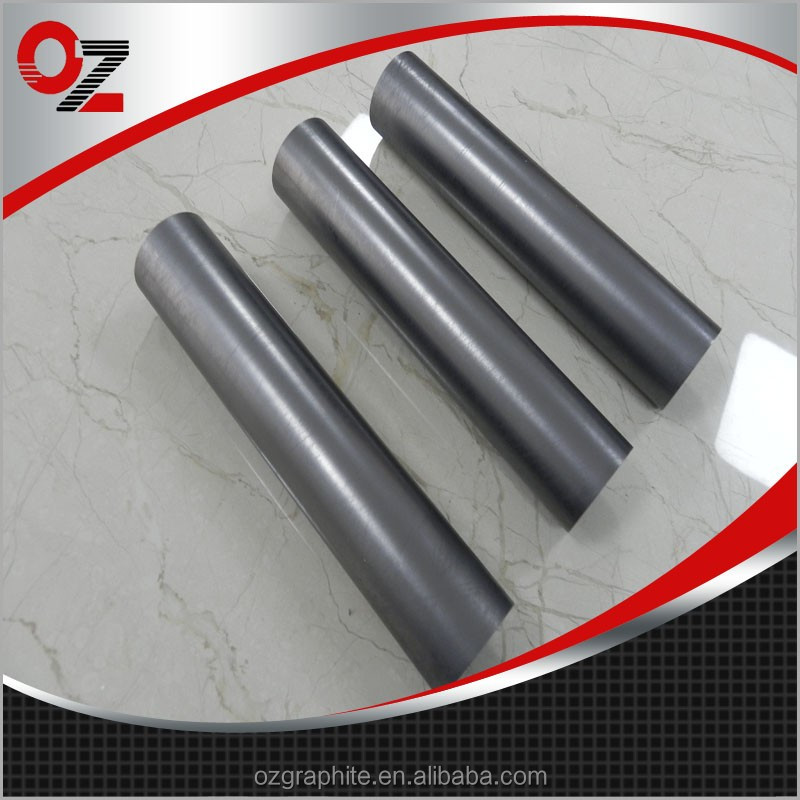 vibration custom high pure graphite ingot molds
