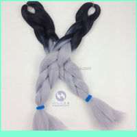 Hamrony Bright Color Fantasy Lilac Lavender Jumbo Braid Hair ...