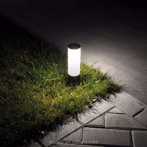 Polycarbonate Landscape Light Cover Outdoor LED Lamp Shade
