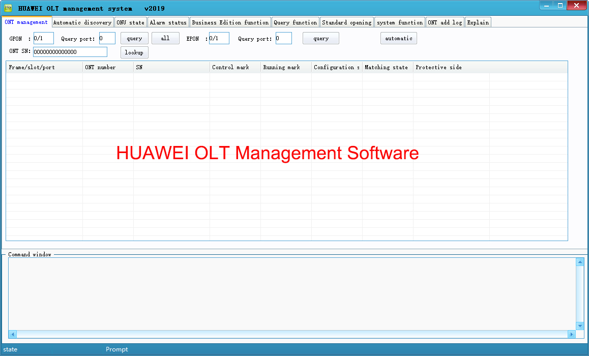 Ma5680t/ma5608t Olt Management Software,One-click Open,Auto-register Onu -  Buy Olt Management Software,Onu,Management Software Product on Alibaba com