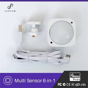 Smart Home Automation EU 868mhz Z-Wave Movement Sensor Zwave Outdoor Motion Sensor 230v