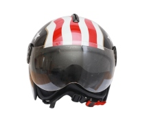 Most protection Novelty Motorcycle Open face Helmets