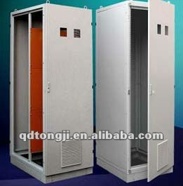 large capacity movable metal electrical box,industrial enclosures