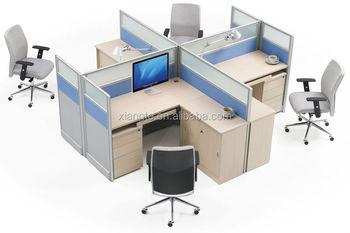 Metri Quadri Ufficio Persona : Personalizzati di alta qualità ufficio in legno scrivania di