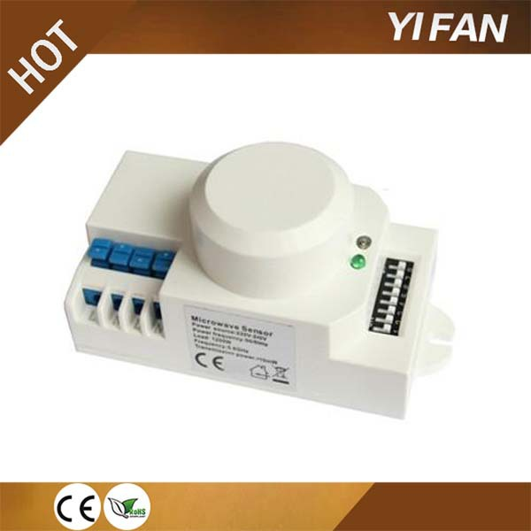 Top Selling Microwave Motion Sensor Switch For Out Door Light