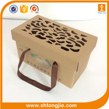 Cardboard Printing Orange Banana Packing Cartons Boxes