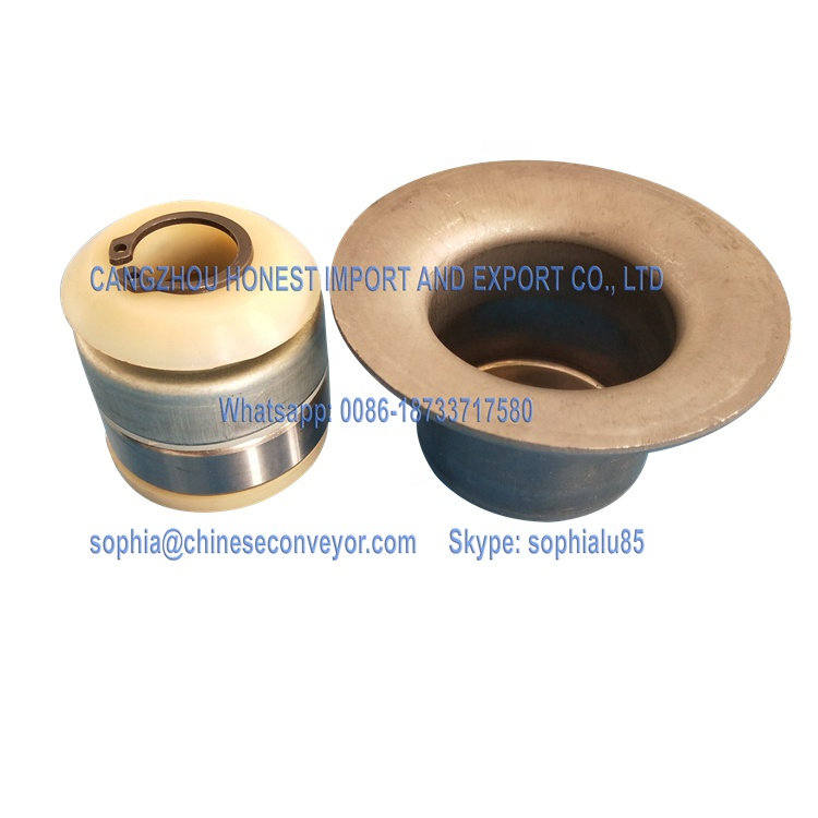 Factory OEM conveyor roller bearing housing and labyrinth seals price