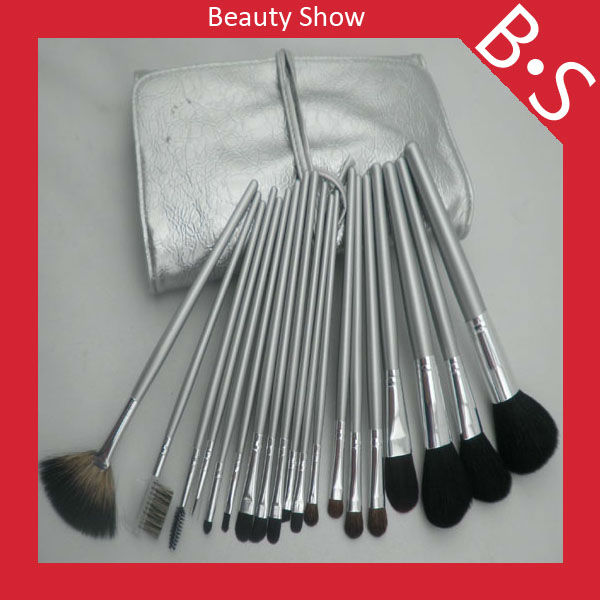 2013 new <strong>fashional</strong> 19pcs custom cosmetic/makeup brush set,private label cosmetic brush set,wholesale/cheap price