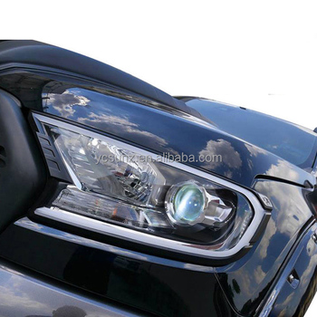 YCSUNZ Trade Assurance Double Color Head Light Cover Trim For Ranger 2015-2018 PX2 PX3