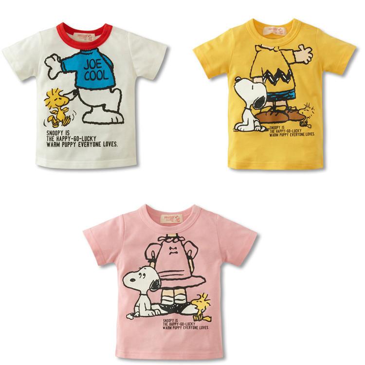 c9af8ffa4da325 Baby Girls Shirt Boys Mickey Mouse Cotton T Shirts Kids Children Clothes  Camiseta Chemisier