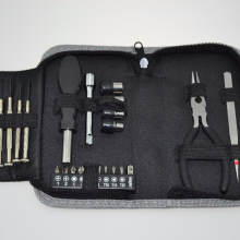 24 stück multifunktions handtasche electrical repair tool set serie