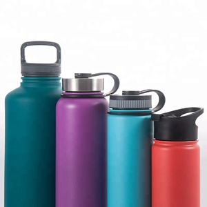 18oz To 64oz BPA FREE Wide Mouth Stainless Steel Thermo Vaccum Flask