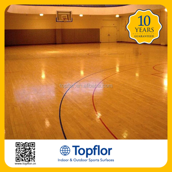 Topflor Used Basketball Floors For Sale Maple Extreme Sports Court - Used basketball court flooring for sale