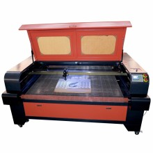 automatic textile leather fabric laser cutting machine price for sale