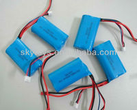 !MJX RC helicopter Spare Parts F645 RC Helicopter MJX Accessories 7.4V 1500MA Li-battery F645 rc toy battery