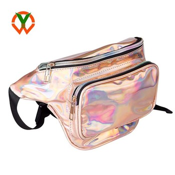 8730486efe93 Shiny Neon Fanny Bag For Women Rave Festival Hologram Bum Travel Waist Pack  - Buy Fashion Holographic Fanny Pack,Custom Ladies Fanny Pack,Women Waist  ...