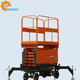 Cheap Mini Small Genie Used Central Hydraulics Vertical Portable Stationary Mobile Hydraulic Electric Scissor Lift Table