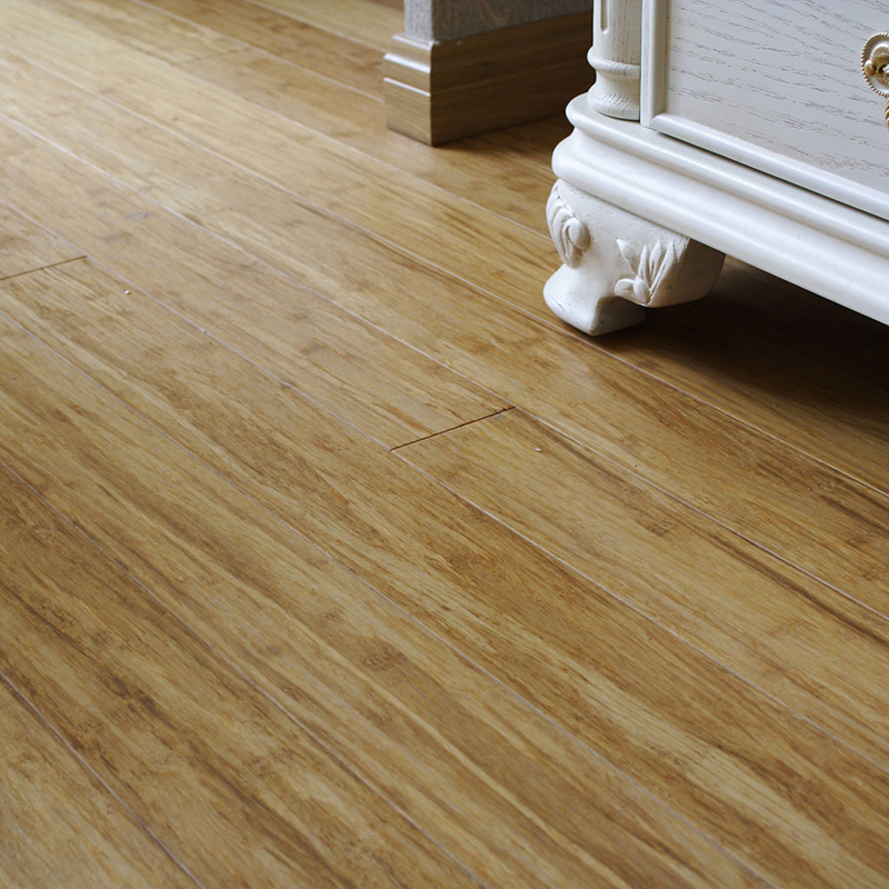 Bamboo Flooring Strand Woven Dark Honey Distressed Bamboo Buy
