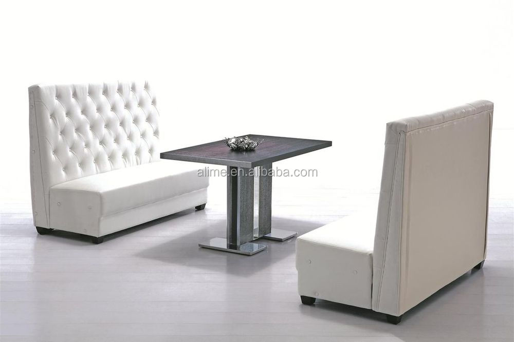 Alime Modern Dining Booth Seating For Custom Restaurant