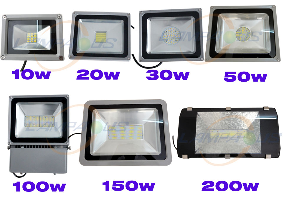 Philips Halogen Lamp Led Replacement Led Flood Light 200w Ip65 ...