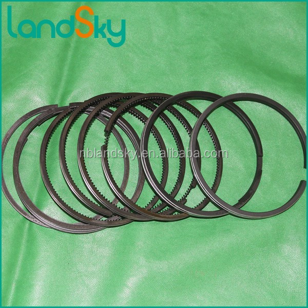 LandSky Marine accessories 4L68 engine how to fitting piston rings correctly
