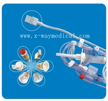 Disposable P ves vesical intraluminal Uterine pressure transducer for BD Abbot