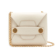 Wholesale small square faux leather lady cross body handbag satchel chain bag for women