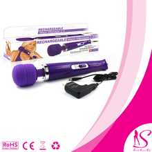sex wand massager body rechargeable electric vagina sex toys vibrator av massager stick magic wand sex toy for women