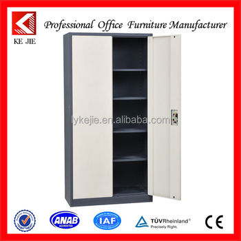 Triple Point Locking System Office Metal File Cabinet With ...