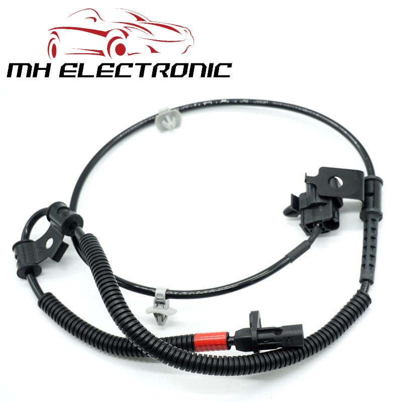 Front Right ABS Wheel Speed Sensor For Kia Hyundai 956704D100