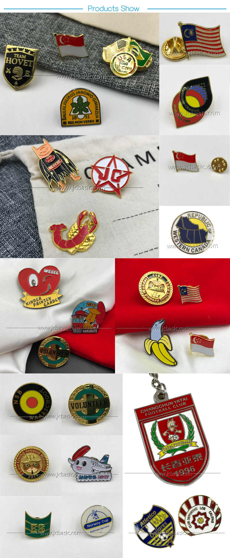 lapel badge fake badges custom security badge