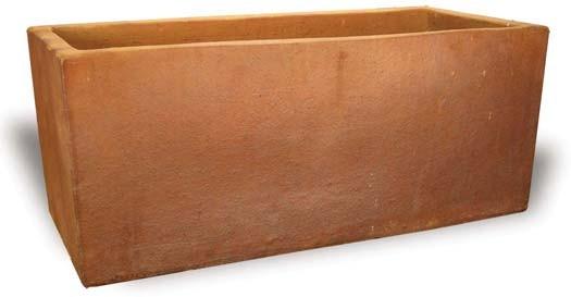2016 Factory Sales Durable Outdoor Garden Fiberglass Clay
