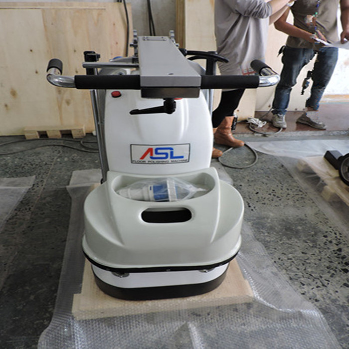 Concrete floor polisher (ASL500-T2) epoxy floor grinding marble polishing machine price /0-1200RPM