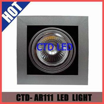 Cob Ar111 Led Adjustable Warm White 18w Downlight Led Light 230v ...