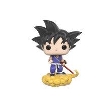 Funko pop Dragon Ball Z-Goku & FLYING NIMBUS pop анимация Коллекционная модель игрушки для детей подарок на день рождения(Китай)