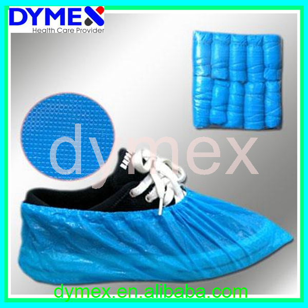 OEM disposable CE standard shoe cover with antiskid