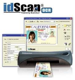 Citrix Ready® CSSN Id Scan - Driver License Scanner and Portable Reader