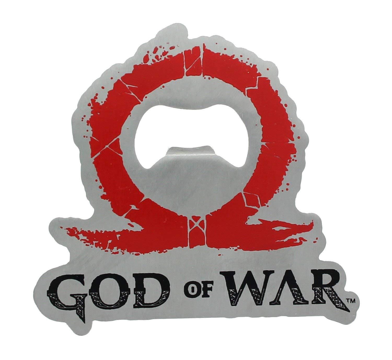 BRAND NEW God Of War Keychain Serpent Bottle Opener