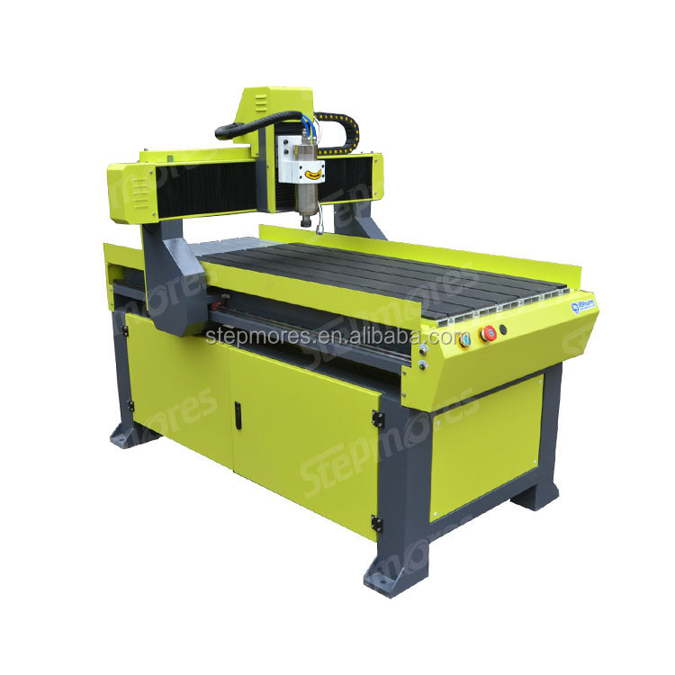 Hot sale 3 axis/ 4 axis engraving machine router cnc 6090