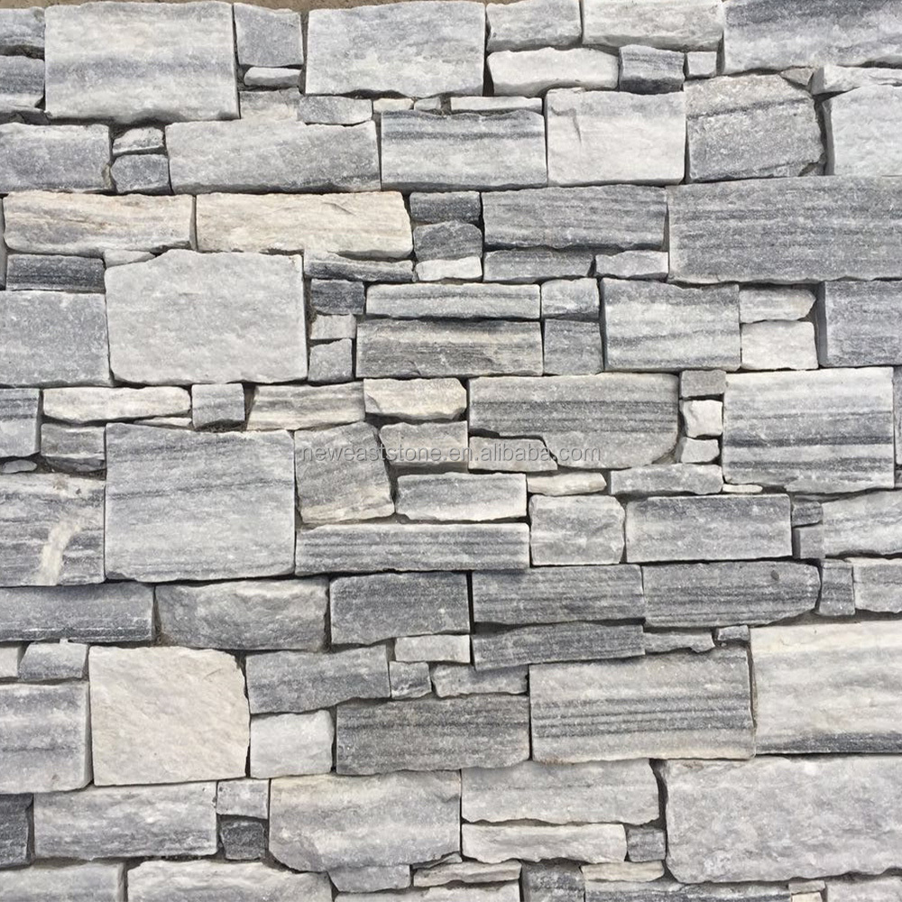 cheap stone wall paneling decor cement board