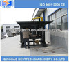 3t electric induction furnace used for melting and casting factory