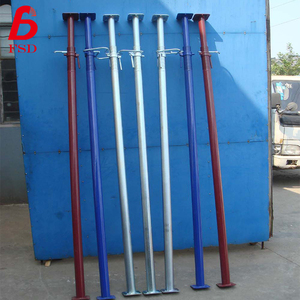 Iron Scaffolding Adjustable Base Jack Shoring Props, Scaffolding Pipe, Types Scaffolding