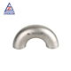 30 Inch Stainless Steel 180 Degree Polished Elbow Pipe Fitting