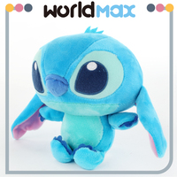 Exported Good Quality Happy Stitch Shape Soft Girl Plush Toy