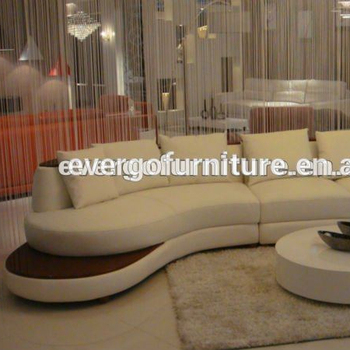 Evergo Modern Sectional Leather Sofa Set - Buy Leather Sofa ...