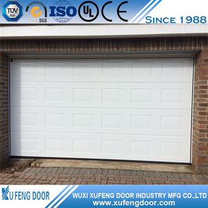 Pvc Covered Security Used Garage Door Product On Alibaba