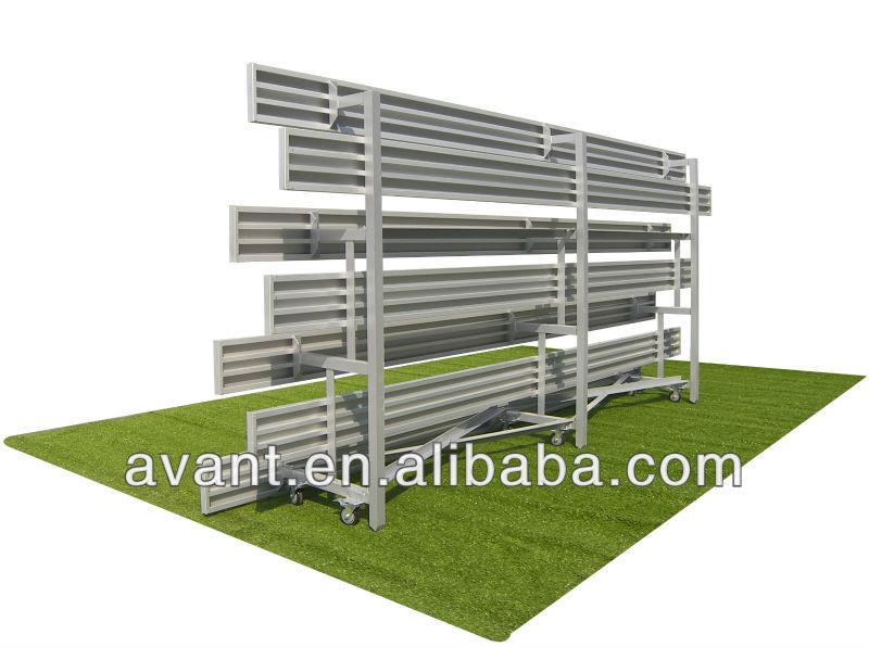 Ao ar livre Parque Cadeira cadeiras arquibancada arquibancada de alumínio